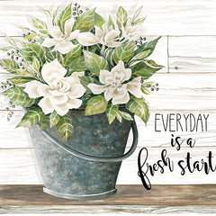 CIN1671 - Everyday is a Fresh Start - 12x12