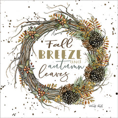 CIN1673 - Fall Breeze Wreath - 12x12