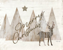 CIN1678 - Merry Christmas Deer - 16x12