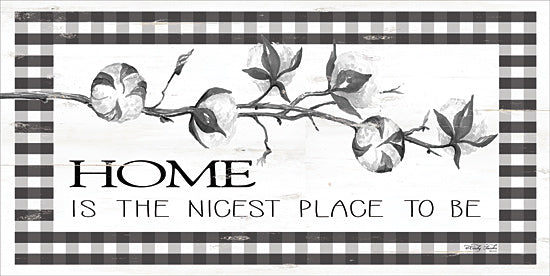Cindy Jacobs CIN1705 - CIN1705 - Home - 18x9 Home, Cotton, Gingham, Black & White, Farm from Penny Lane