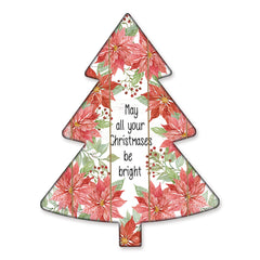CIN1710TREE - May All Your…  - 14x18
