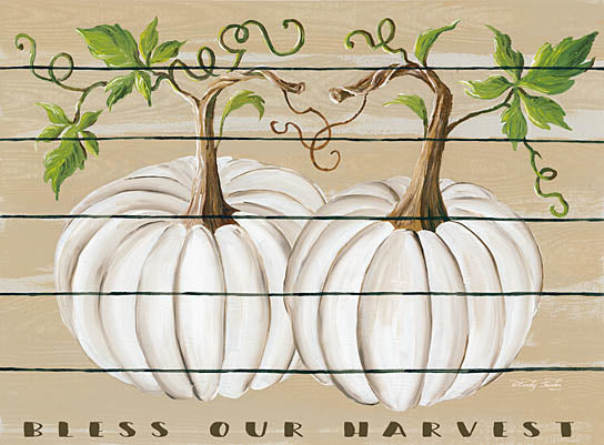Cindy Jacobs CIN856 - Bless Our Harvest - Bless, Harvest, Pumpkins, Wood Planks from Penny Lane Publishing