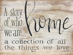 CIN894 - Home - A Story of Who We Are