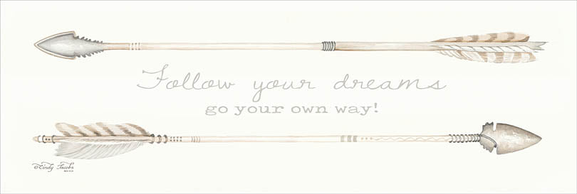 Cindy Jacobs CIN898 - Arrows - Follow Your Dreams - Dreams, Arrows, Signs from Penny Lane Publishing