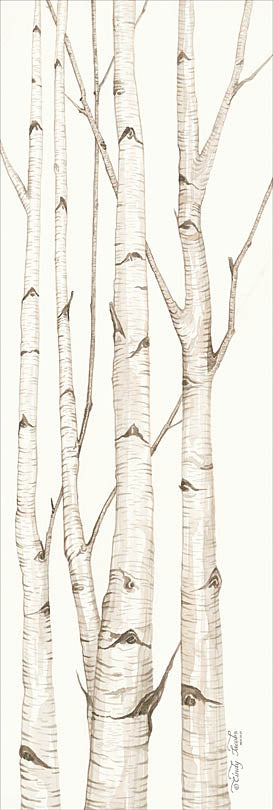 Cindy Jacobs CIN901 - Birch Trees I - Birch Trees from Penny Lane Publishing