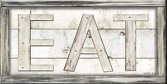 Cindy Jacobs CIN920 - Eat - Eat, Rustic, Sign from Penny Lane Publishing