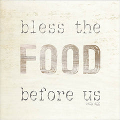 CIN989 - Bless the Food Before Us
