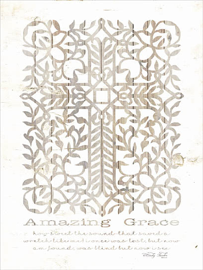 Cindy Jacobs CIN994 - Amazing Grace - Amazing Grace, Cross, Scrolls,from Penny Lane Publishing