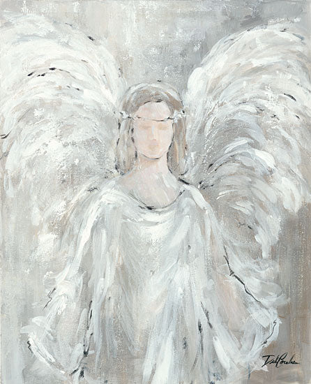 Debi Coules DC109 - To Be Brave   Angel, Watercolor, Religious, Spirit from Penny Lane
