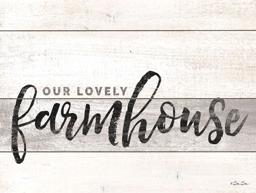 Dee Dee DD1630 - Our Lovely Farmhouse - Farmhouse, Wood Planks, Neutral from Penny Lane Publishing