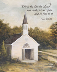 DD1633 - Let Us Rejoice Church - 12x16