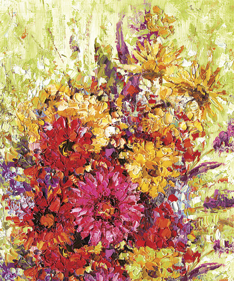 Dogwood DOG123 - Bright Bouquet - Flowers, Bouquet, Daisies, Wildflowers from Penny Lane Publishing