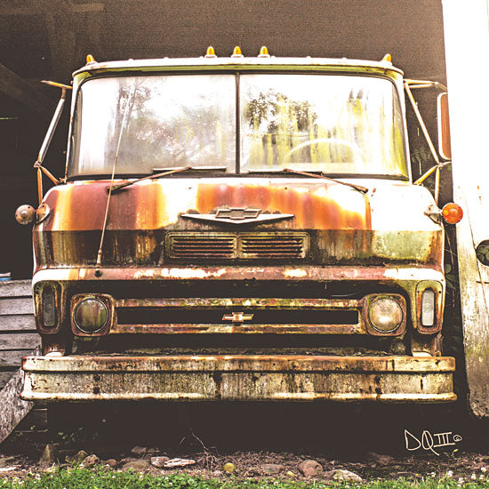 Donnie Quillen DQ139 - Built to Last Truck, Chevrolet, Rusty Truck, Photography from Penny Lane