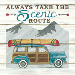 DS1744 - Always Take the Scenic Route - 12x12