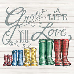 DS1848 - Grow a Life You Love Boots - 12x12