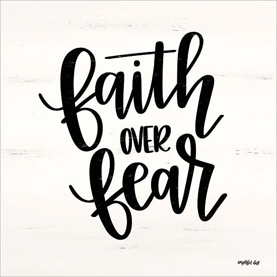 Imperfect Dust DUST100 - Faith Over Fear  Faith Over Fear, Calligraphy, Motivating, Signs from Penny Lane