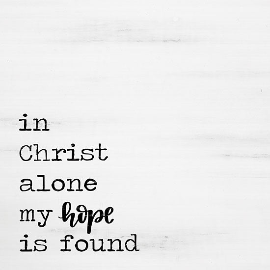 Imperfect Dust DUST102 - In Christ Alone Christ, Hope, Found, Religious, Signs from Penny Lane