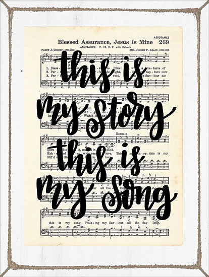 Imperfect Dust DUST138 - My Story, My Song This is My Story, Sheet Music, Signs from Penny Lane