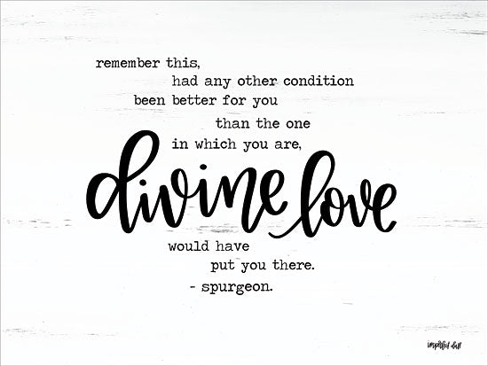 Imperfect Dust DUST180 - Divine Love Divine Love, Love, Spurgeon, Quotes, Signs from Penny Lane