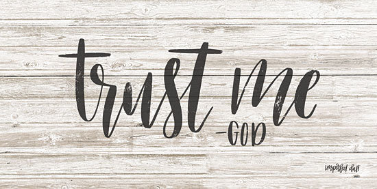 Imperfect Dust DUST234 - Trust Me Trust, God, Wood Planks, Signs from Penny Lane