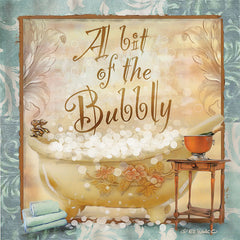 ED394 - A Bit of the Bubbly - 12x12