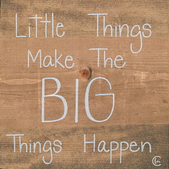 FMC100 - Big Things Make Little Things Happen - 12x12
