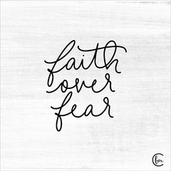 FMC140 - Faith Over Fear - 12x12