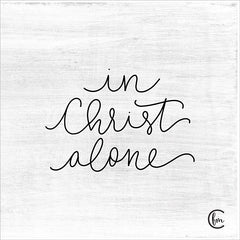 FMC142 - In Christ Alone - 12x12