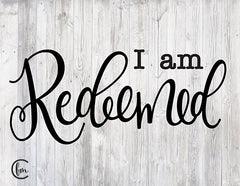 FMC145 - I am Redeemed - 16x12