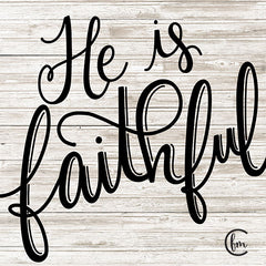 FMC146 - He is Faithful - 12x12