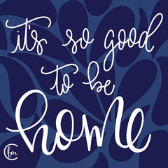 FMC149 - Good to be Home - 12x12