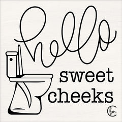 FMC154 - Hello Sweet Cheeks - 12x12
