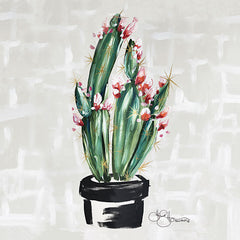 HH100 - Blooming Cactus - 12x12