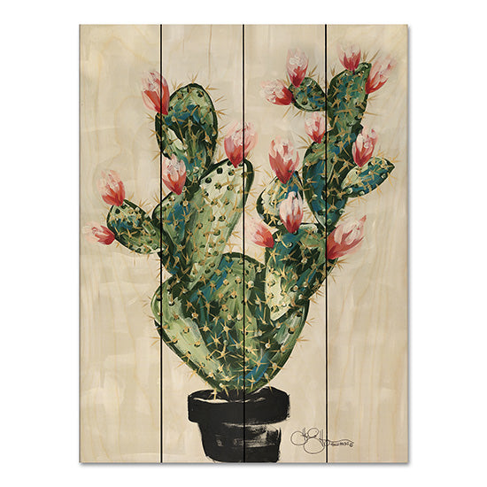 Hollihocks Art HH108PAL - Cactus Cactus, Blooming, Flowers, Blooms from Penny Lane