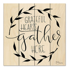 HH111PAL - Grateful Hearts Gather Here