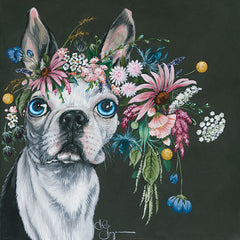 HH118 - Boston Terrier - 12x12