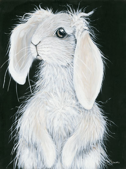 Hollihocks Art HH125 - HH125 - Bunny - 12x18 Portrait, Bunny, Rabbit from Penny Lane
