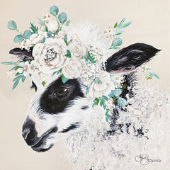 HH150 - Grace the Lamb - 12x12