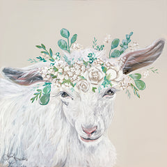 HH151 - Faith the Goat - 12x12