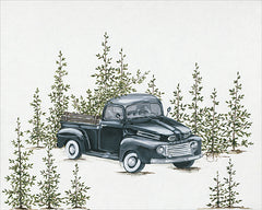 HH157 - Christmas Tree Shopping - 16x12