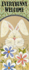 HILL709 - Every Bunny Welcome - 8x20