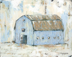 HOLD104 - Blue Barnyard - 16x12