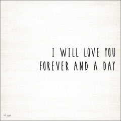 JAXN103 - I Will Love You Forever and a Day - 12x12