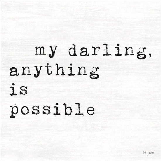 Jaxn Blvd. JAXN123 - My Darling Darling, Anything is Possible, Love, Inspiring from Penny Lane