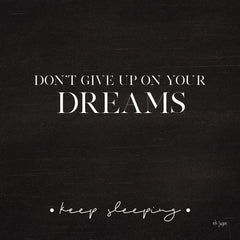 JAXN307 - Don't Give Up on Your Dreams - 12x12