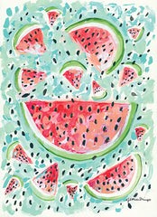 JM230 - Watermelon Weather - 12x16
