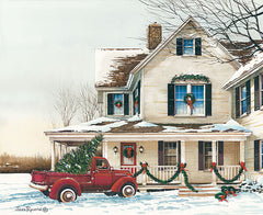 JR354 - Preparing for Christmas - 16x12
