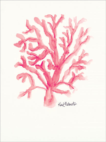Kait Roberts KR169 - C is for Coral Coral, Pink, Nautical from Penny Lane
