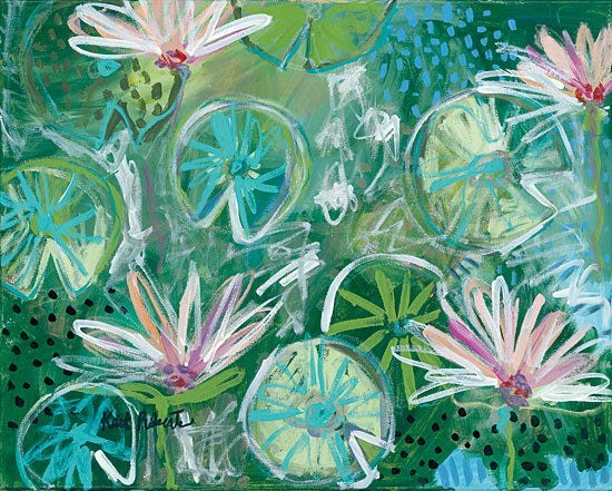 Kait Roberts KR250 - Joy of the Journey Flowers, Blooms, Botanical, Abstract from Penny Lane