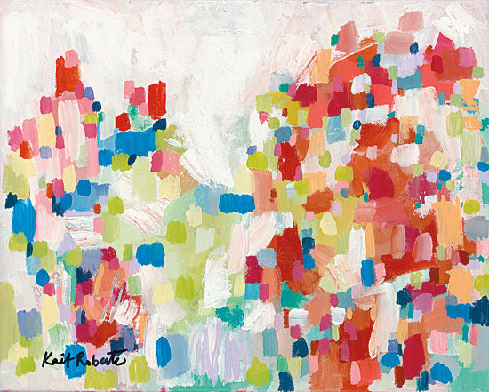 Kait Roberts KR255 - Confetti Confetti, abstract, Multi-Colored from Penny Lane